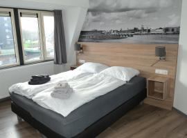 Hotel Pension Doklanden, hotel en Delfzijl