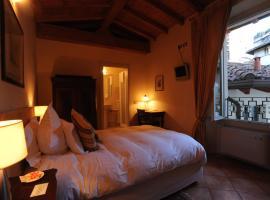 Albergo Orologio, hotel a Brescia
