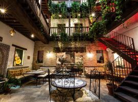 Entre Dos Aguas Hotel Boutique, отель в городе Толедо