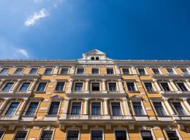 Pension Lehrerhaus, hotel a Vienna, Centro di Vienna