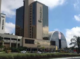 Apt particular no Hotel Cullinan, hotel near Estadio Brasilia, Brasília