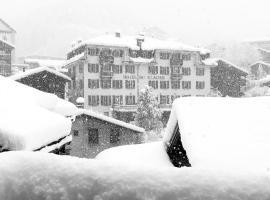 Le Vieux Hotel du Glacier et Poste, hotel in Fiesch