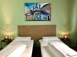 Sandmann Boutique Hostel Hotel, hostel in Hamburg