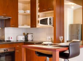 Asturias Suite Apartments, hotel en Santiago
