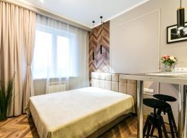 Alfa Apartments - Дизайнерские квартиры, hotel near Bitsa Park, Moscow