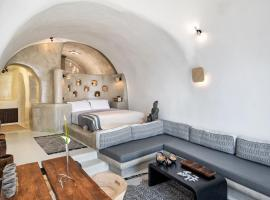 Kensho by Thireon, accommodation in Oia