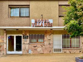Hotel Villa Inés Mendoza, отель в городе Мендоса