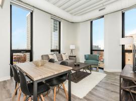 Stay Gia Modern Luxury Suites Near Loyola University, hotel near Loyola University Chicago, Chicago