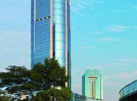 Jinling Purple Mountain Hotel Shanghai(Shanghai Grand Trustel Purple Mountain Hotel), hotel near Jin Mao Tower, Shanghai