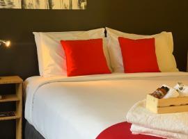 Snowhaven, hotel in Ohakune