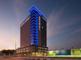 Novotel Bur Dubai - Healthcare City, hotel near Wasl Vita, Dubai