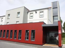 Akena City Saint Witz, hotel near Parc Asterix Amusement Park, Saint-Witz