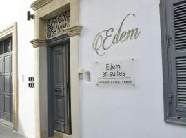 Edem En Suites, hotel in Larnaca