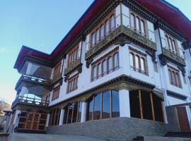 Zhideychen Resort, hotel in Paro