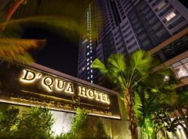 DQua Hotel and Apartment, hotel near Alexandre Yersin Museum, Nha Trang
