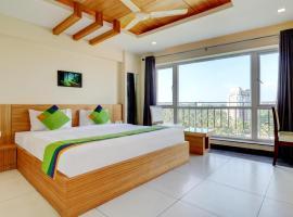 Treebo Trend Park Hotel, hotel near Thiruvananthapuram International Airport - TRV,