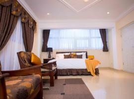 The Ritzz Exclusive Guest House, hotel in Accra