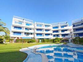 Las Terrazas Apartment, Ferienwohnung in Playa Flamenca