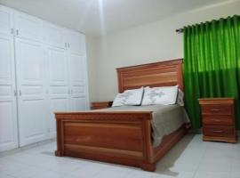 Residencial De Paz, spa hotel in Santiago de los Caballeros