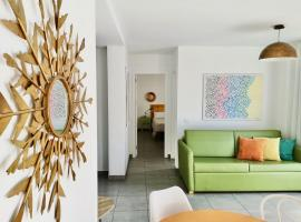 The Blue Corner Apartments, hotel que admite mascotas en Puerto de la Cruz