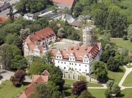 Schlosshotel Schkopau, hotel in Merseburg