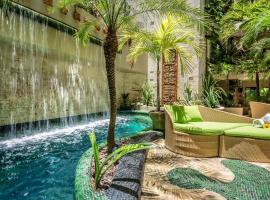 Maya Villa Condo Hotel and Beachclub, hotel near Kool Beach Club, Playa del Carmen