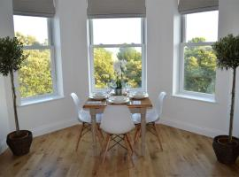 Luxury Portsmouth seaview apartment, apartment in Portsmouth