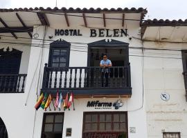 Nuevo Hostal Belèn, guest house in Chachapoyas