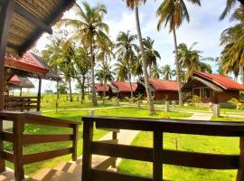 Cocolagoon eco Resort, hotel in Trincomalee