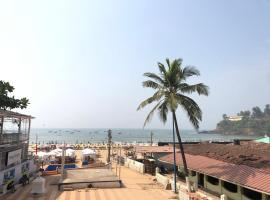 Baga Beach View, family hotel in Baga