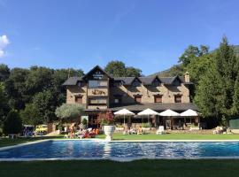Hotel Florido, hotel en Sort