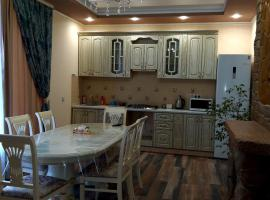 House on Nagornaya 3a, holiday home in Dakhovskaya