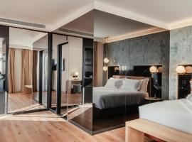 Hotel Unuk, hotel in Seville