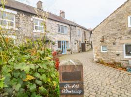 The Old Workshop, hotel in Castleton