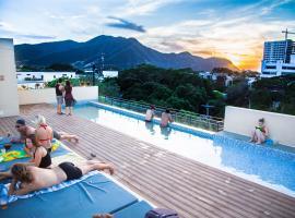 Viajero Hostel Santa Marta, hostel in Santa Marta