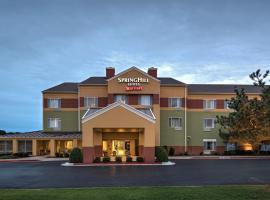 SpringHill Suites by Marriott Lawton, hotel in Lawton