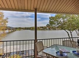 Hot Springs Condo Situated on Lake Hamilton!, apartment in Hot Springs
