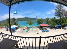 Perhentian Damia, Hotel in Perhentian-Inseln