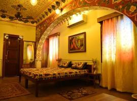 HERITAGE ABOVE 1, hotel near Jalmahal, Jaipur