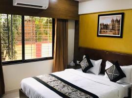 Hotel Crystal Luxury Inn, hotel near Siddhi Vinayak Temple, Mumbai