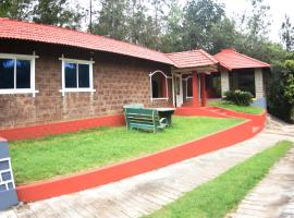 Spring Valley Coorg, hotel in Madikeri