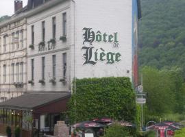 Le Liège, hotel in La Roche-en-Ardenne