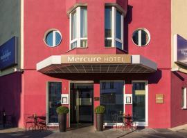 Mercure Hotel Berlin Zentrum, hotel in Tempelhof-Schöneberg, Berlin