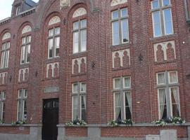 Stadhuis aan de Schreve, hotel in Poperinge