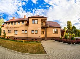 Magnolia – hotel w mieście Zgorzelec