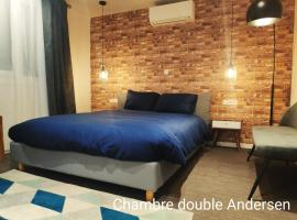 DayNight Sauveniere - Apartment Center, apartment in Liège