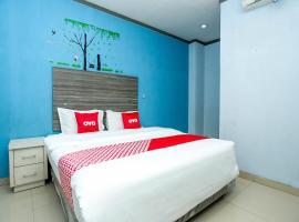 OYO 2197 Pulau Laut Guest House, hotel di Banjarmasin
