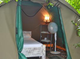 Bamba Kofi Tented Camp, campground in Watamu