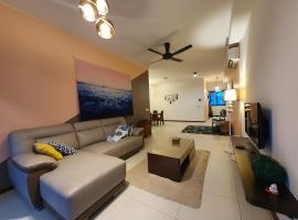 Heng 3BR Homestay · (New) 3BR Romantic Luxury Seaview Homestay@Gurney无敌海景三房套房, apartment in Tanjong Tokong