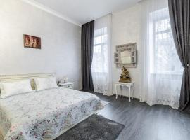 Dominicana l Apartments l Lviv Historical City Center, hotel near The Bandinelli Palace, Lviv